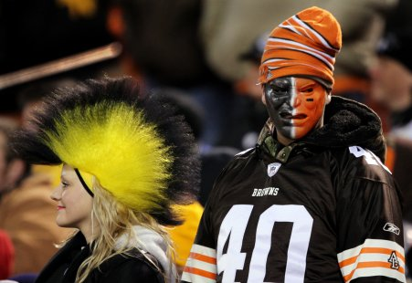 If you don't vomit right now, you're not a true Browns fan.