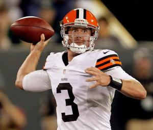 "Brandon ""The Ginger"" Weeden"
