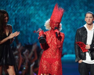 "Now if I die, the last thing in my search history is ""Lady Gaga Outfits"".  Thanks a lot, Tebow!"